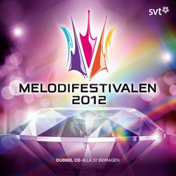 melodifestivalen 2012 cd