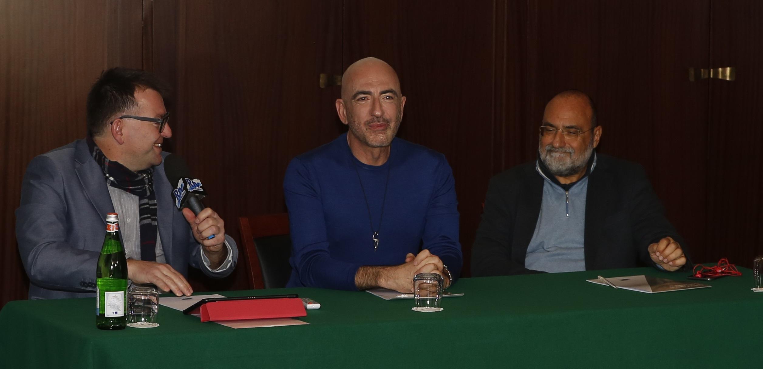 San Marino Basın Toplantısı 1