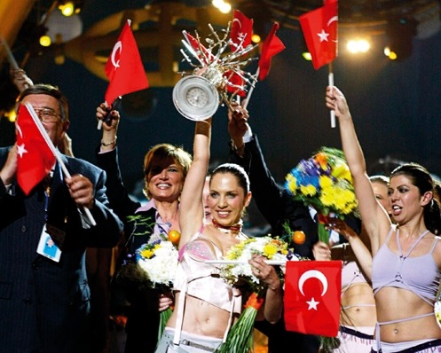 Eurovision Turkey Sertap Erener 1