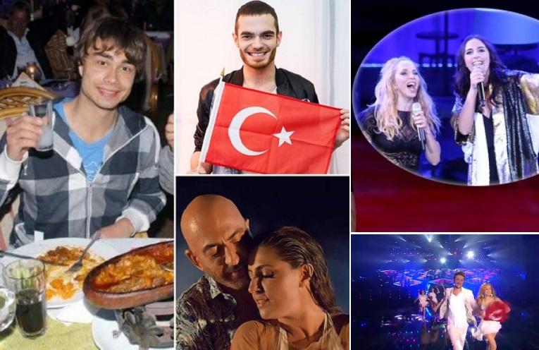turkiyesiz yillarda eurovisionda turk esintileri 2019 1