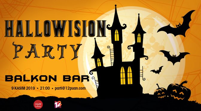 HALLOWISION PARTY 2019