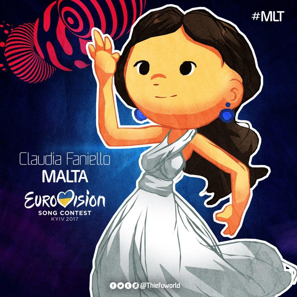 Claudia Faniello Malta