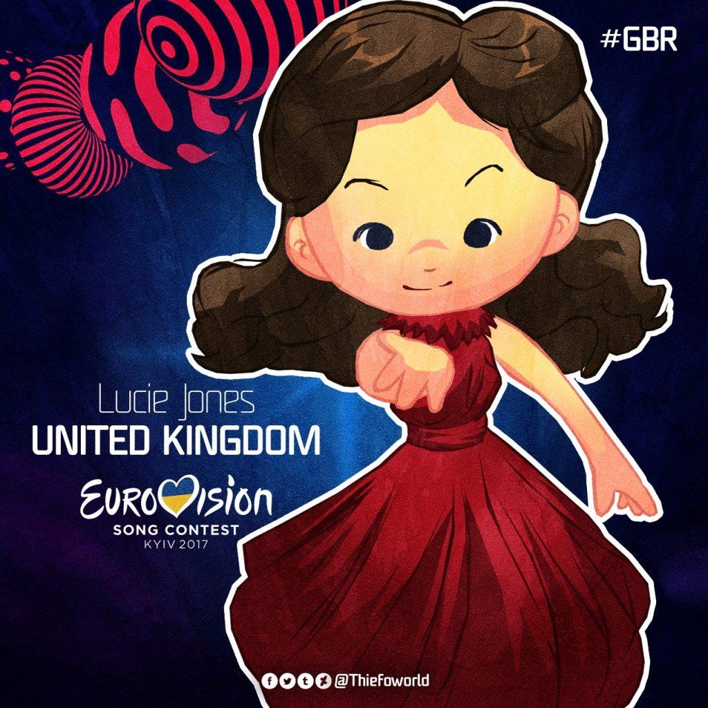 Lucie Jones United Kingdom