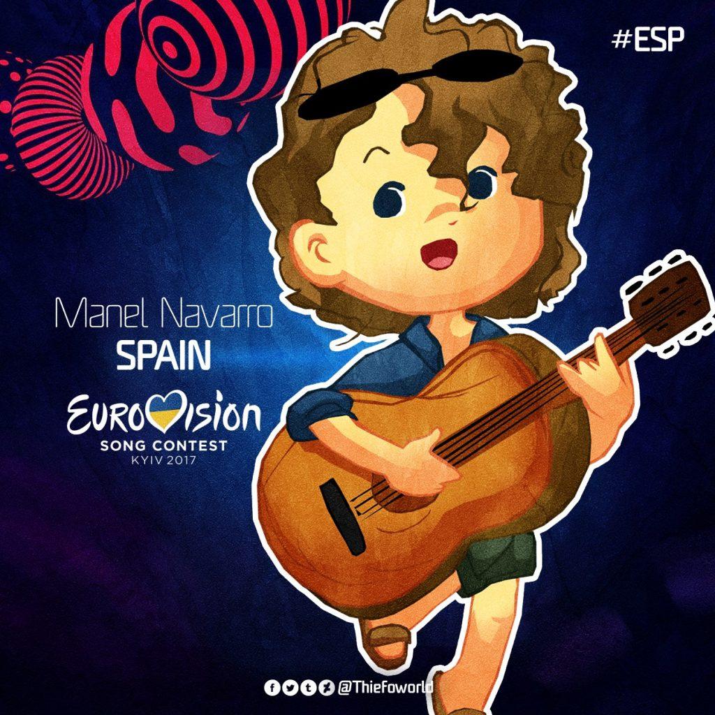 Manel Navarro Spain