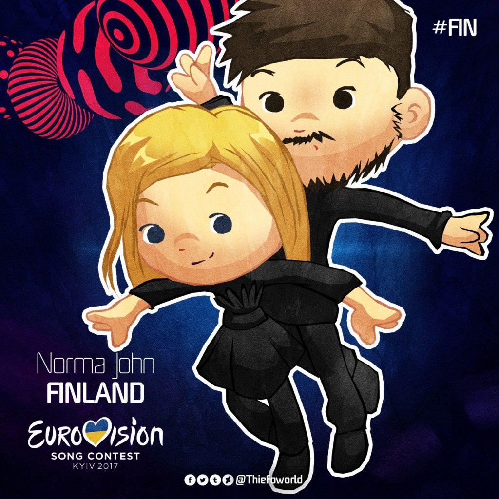 Norma John Finland