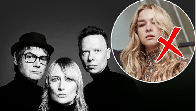 HOOVERPHONIC RELEASED LUKA CRUYSHBERGS AND REPLACED HER WITH GEIKE ARNAERT