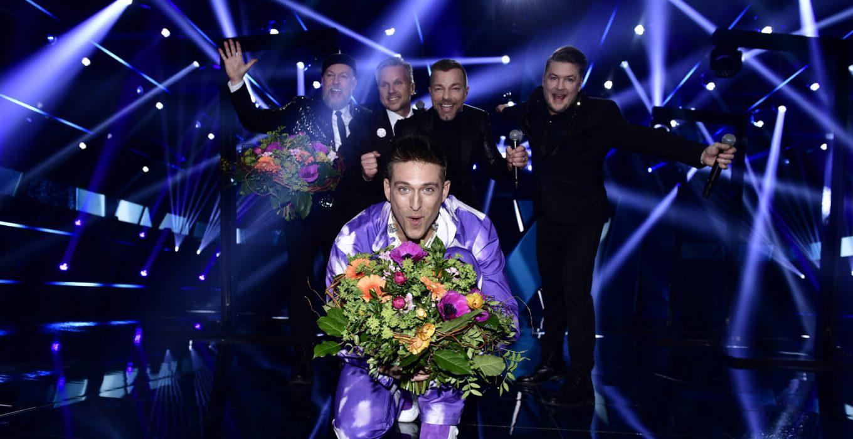 sweden 2021 melodifestivalen danny saucedo and arvingarna